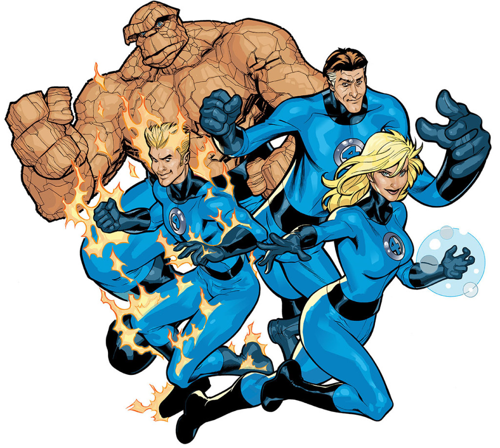Fantastic-Four-Terry-Dodson