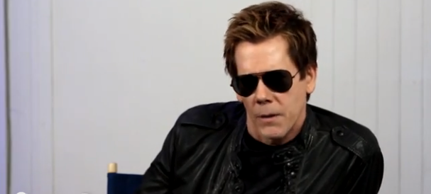 Kevin Bacon Wants You to Remember the '80's…