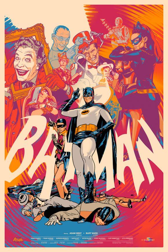 MONDO-batman