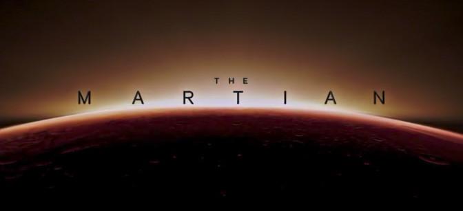 Trailer: The Martian