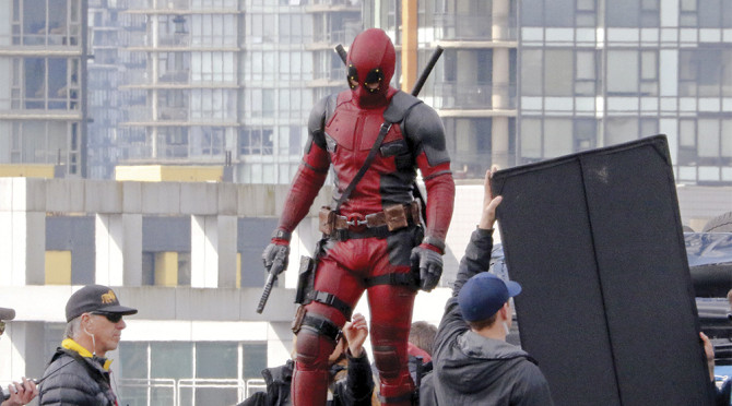 Check Out the Leaked DEADPOOL Trailer from Comic-Con!