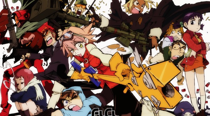ADULT SWIM to Bring Back 'FLCL'?!!!