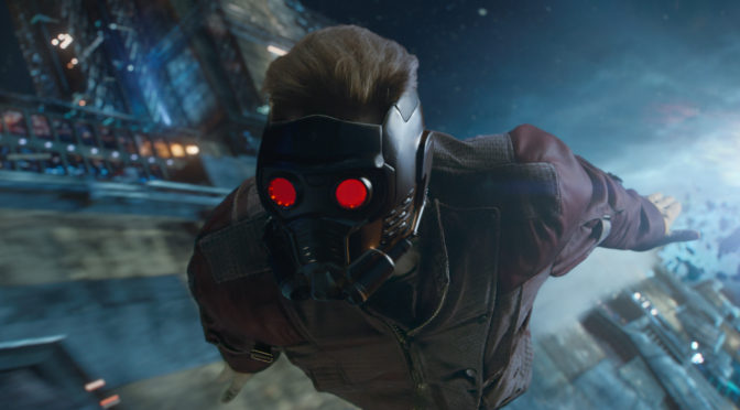 STAR LORD Confirmed for INFINITY WAR!