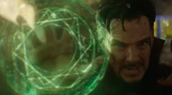 NEW TRAILER FOR 'DOCTOR STRANGE' DEBUTS AT SDCC!