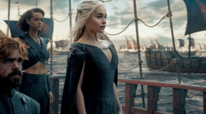 Well, the End is Near for GAME OF THRONES