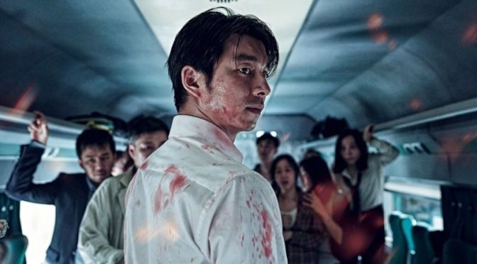 Trailer for the Korean Zombie Thriller, 'Train to Busan'!