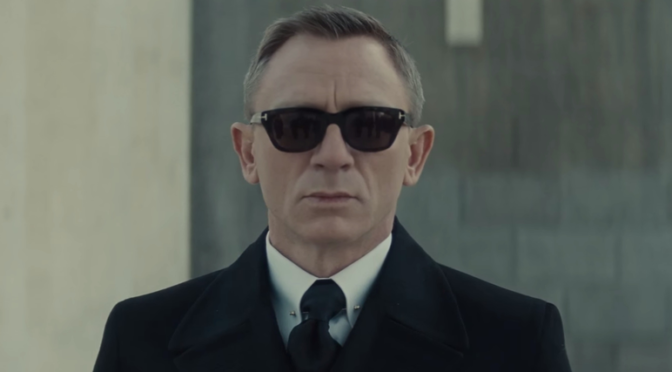 SONY WANTS TO KEEP DANIEL CRAIG AS BOND!