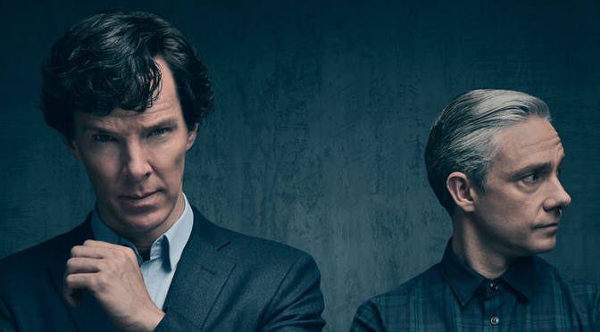 'SHERLOCK' Season 4 Gets a TV Spot!