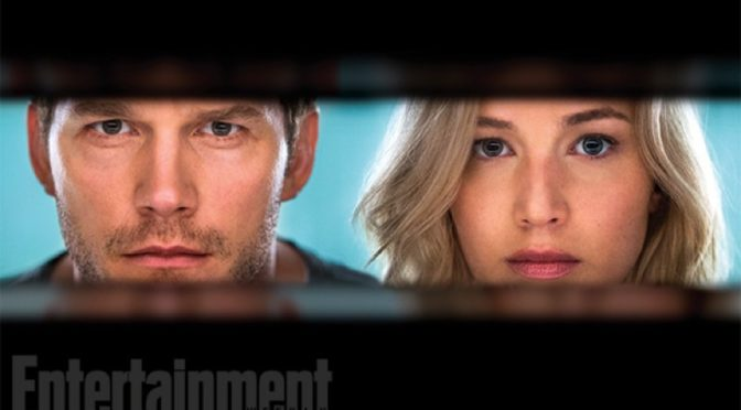 First Trailer for PASSENGERS!