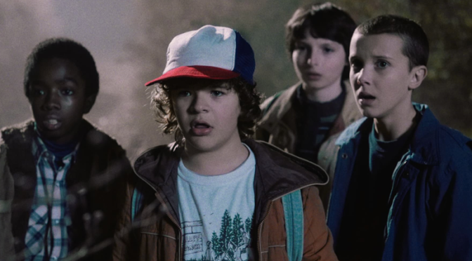 'STRANGER THINGS' Gets a Second Season!