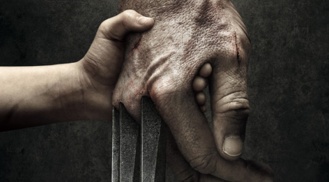 FIRST TEASER FOR 'LOGAN'!