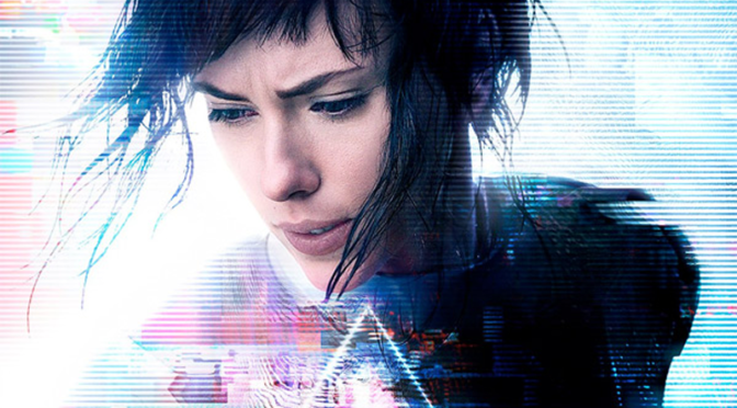New 'GHOST IN THE SHELL' Trailer!