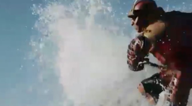 VIDEO OF THE DAY: EXTREME SAMURAIS!!!