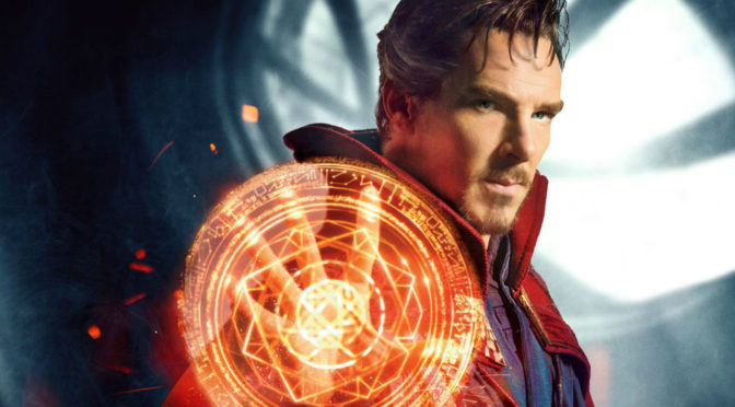 REVIEW: Quick and Dirty Review of 'DOCTOR STRANGE'
