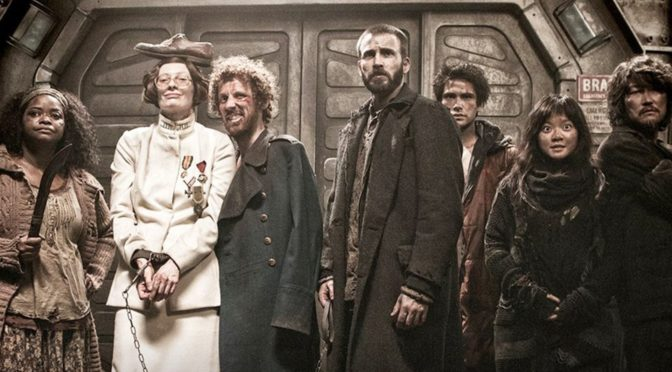 TNT Has Made a Full Season Order of 'Snowpiercer'