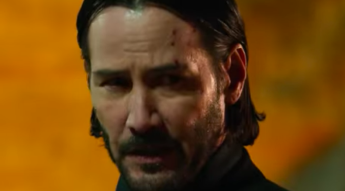 NEW 'JOHN WICK: CHAPTER 2' TRAILER!