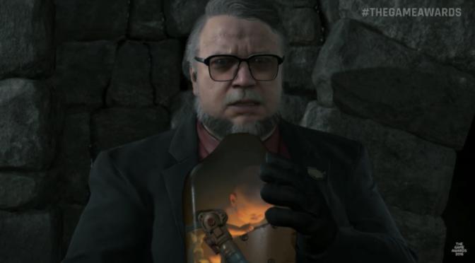 Hideo Kojima Reveals His Next Game, 'DEATH STRANDING'!