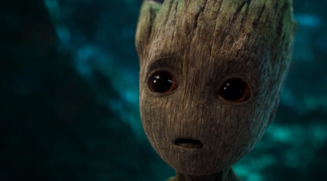 International Trailer for 'GUARDIANS OF THE GALAXY VOL. 2'!