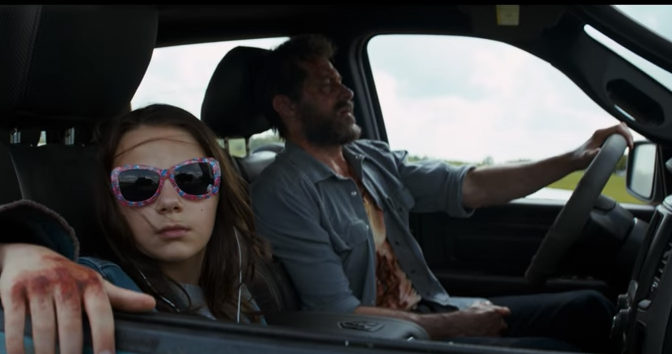 Last 'LOGAN' Trailer! And it's Crazy AF!