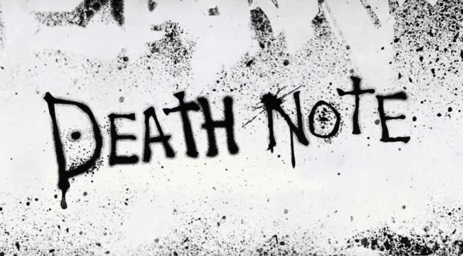 First Trailer for Netflix's 'DEATH NOTE'