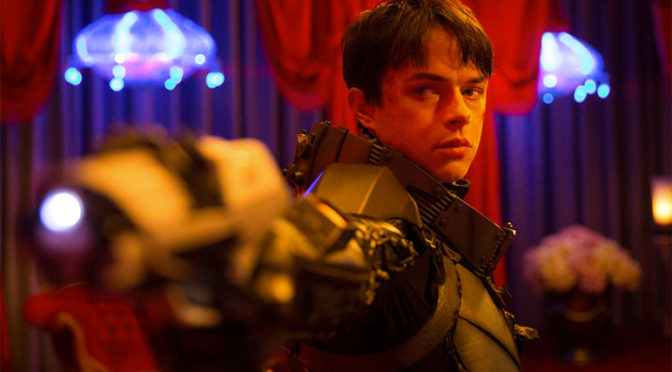 New Trailer for 'VALERIAN'!
