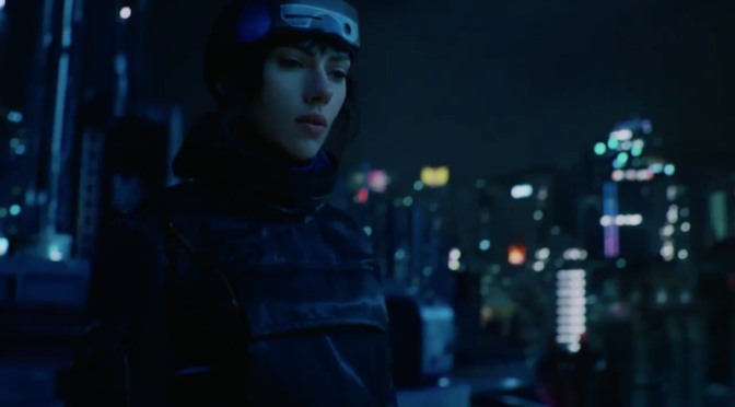 Watch the First 5 Minutes of 'GHOST IN THE SHELL' Now!
