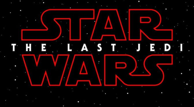 'THE LAST JEDI' TRAILER IS HERE!