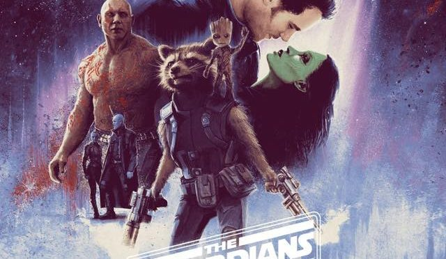 IMAGE OF THE DAY: THE GUARDIANS STRIKE BACK!
