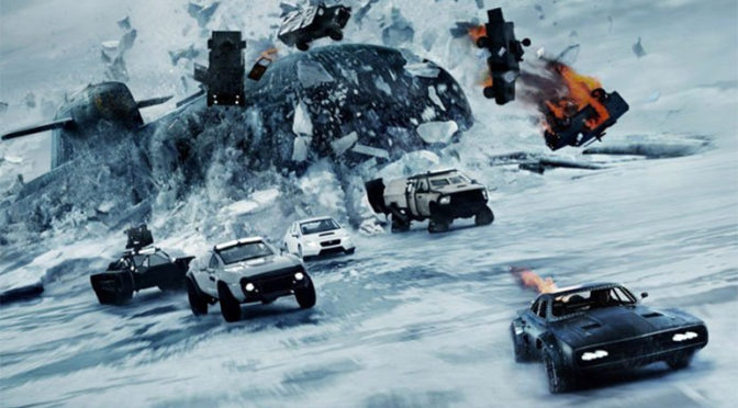 REVIEW: 'THE FATE OF THE FURIOUS'