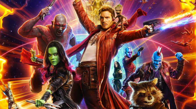 REVIEW: 'GUARDIANS OF THE GALAXY VOL. 2'