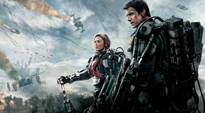 """'EDGE OF TOMORROW 2' Gets a Title.., and it's """"meh""""?"""