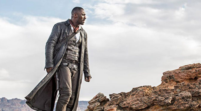 New Trailer for 'THE DARK TOWER'!