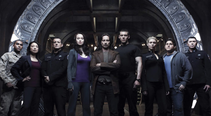 STARGATE UNIVERSE is Coming Back…