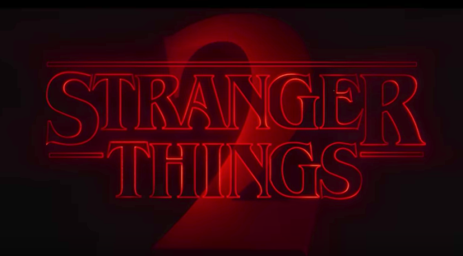 Out of SDCC: New Trailer for 'STRANGER THINGS 2'