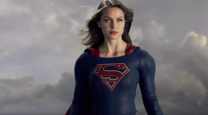 Out of SDCC: 'SUPERGIRL' Season 3 Tease