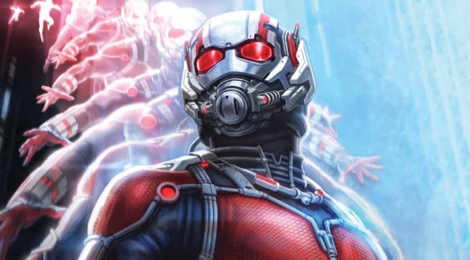 ANT-MAN AND THE WASP has Begun Production