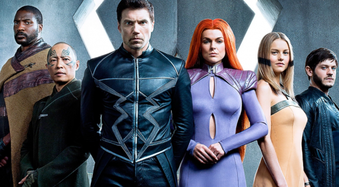 'INHUMANS' Off to a Rough Start…