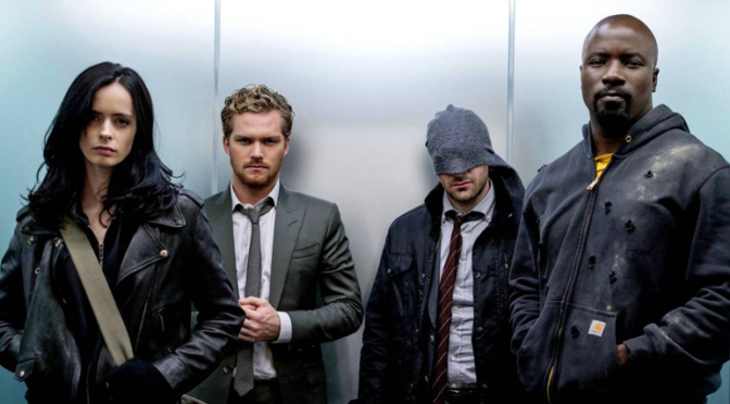REVIEW: 'THE DEFENDERS'