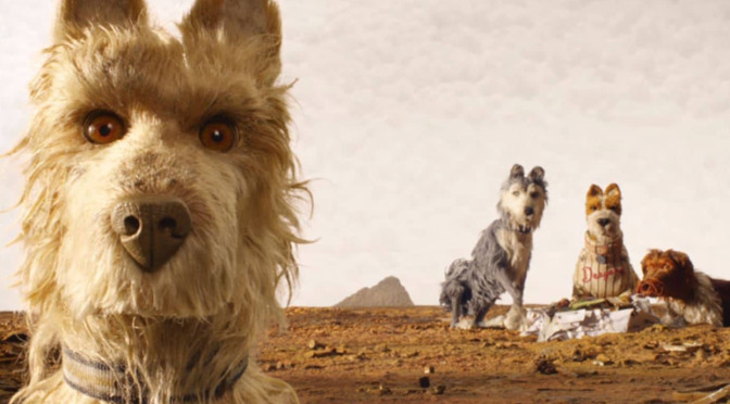 TRAILER: 'ISLE OF DOGS'