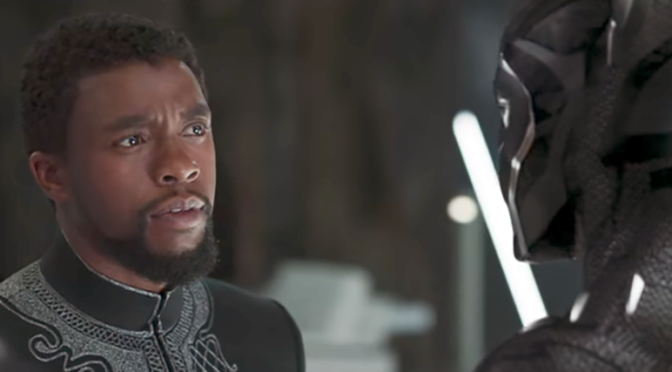 Trailer: 'BLACK PANTHER'