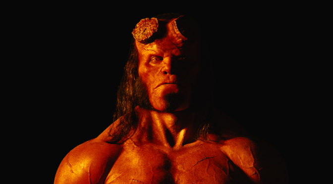 Meet Your New HELLBOY!
