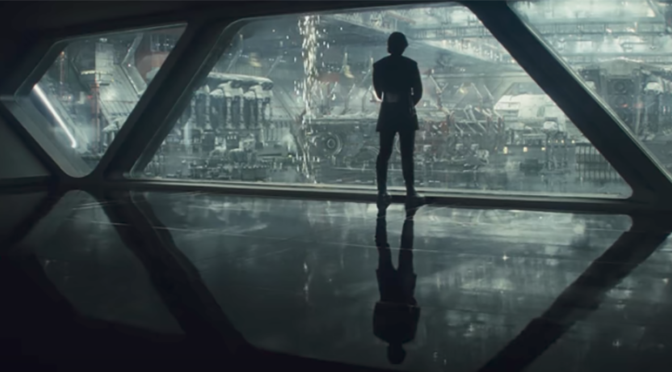 GAH! TRAILER FOR 'THE LAST JEDI'!!!