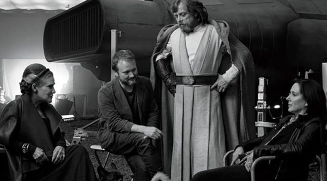 Rain Johnson to Develop a New Trilogy of 'STAR WARS' Movies!