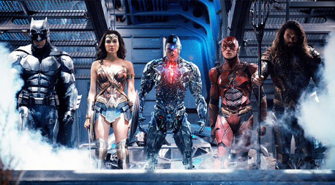 DCEU Restructuring After 'JUSTICE LEAGUE' Performance
