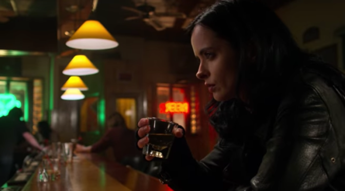 'JESSICA JONES' Star Krysten Ritter Makes Her Directorial Debut