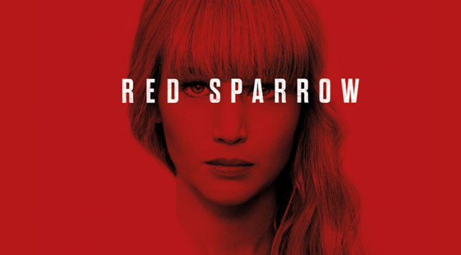 Full Trailer for 'RED SPARROW'