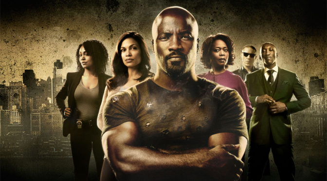'SWEET CHRISTMAS' LUKE CAGE Returns in June!