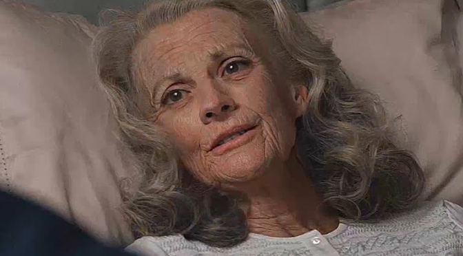 Bet You Thought 91 Peggy Was All Prosthetics