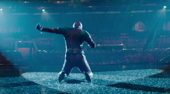 'DEADPOOL 2' Gets a Music Video, and It's GLORIOUS!