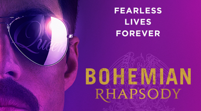 First Teaser for, 'BOHEMIAN RHAPSODY'